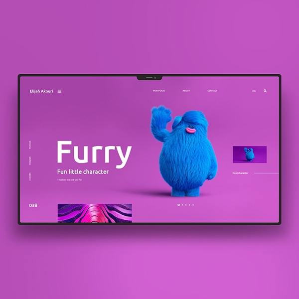 網頁設計色彩搭配的技巧有哪些?將設計發揮到1+1>2的效果