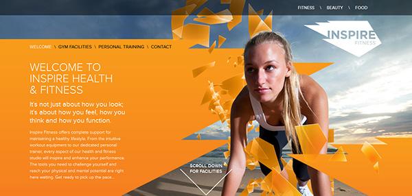 網頁設計技巧:黃色與什麼顏色搭配最合拍?