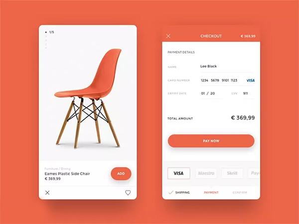 APP網頁設計技巧:如何讓UI界面變得更有吸引力?