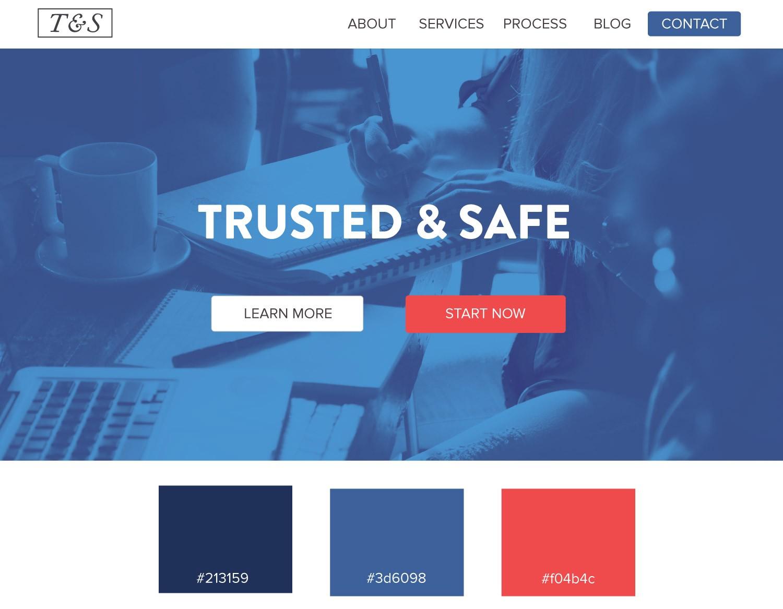 網頁設計技巧:如何利用圖片讓網頁設計變得更加誘人