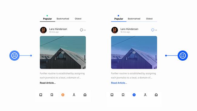 網頁設計技巧:分享那些實用性很強的提升界面效果小技巧
