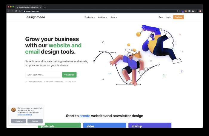 提高網站轉換率 Get好這些網頁設計小技巧