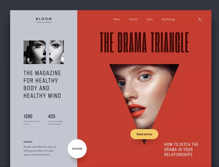 點設計大神必用的UI設計技巧和方法 讓你作品看起來足夠經驗
